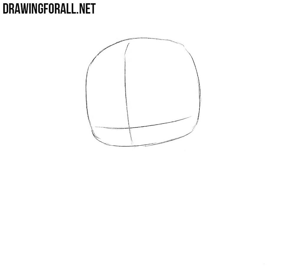 How to draw chibi Wonder Woman