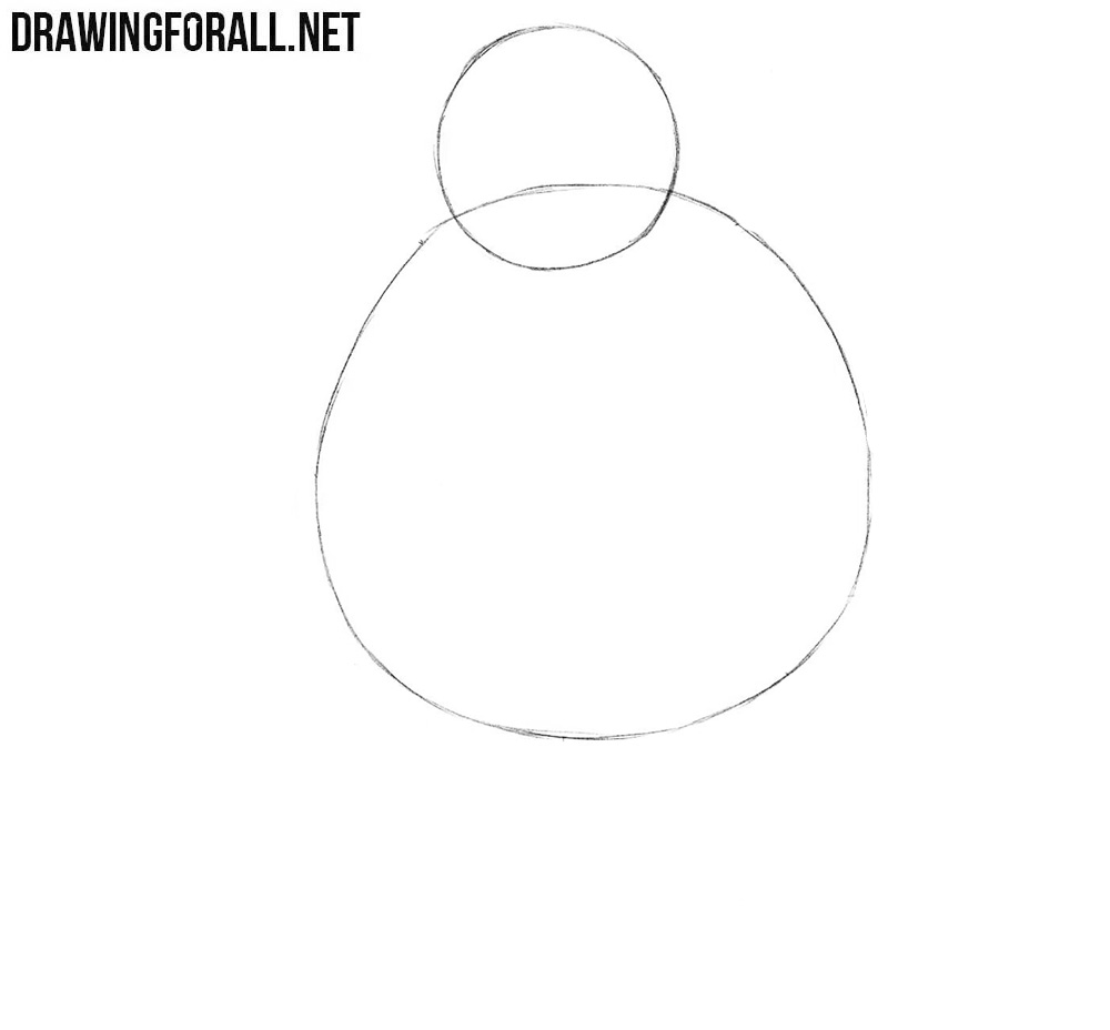 How to draw the Comic Book Guy
