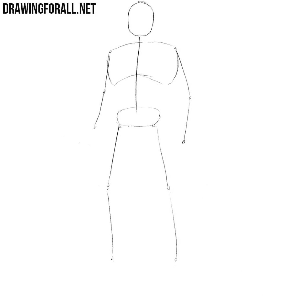 How to draw the Multiple Man