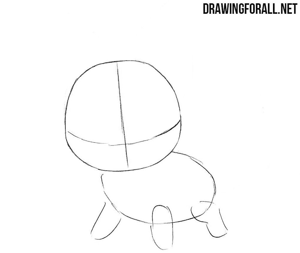 How To Draw A Chibi Fox Drawingforall Net