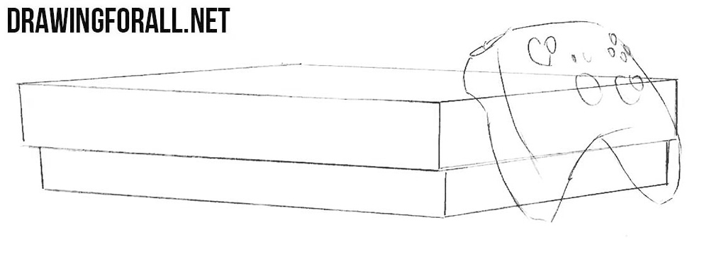 How to sketch an X Box
