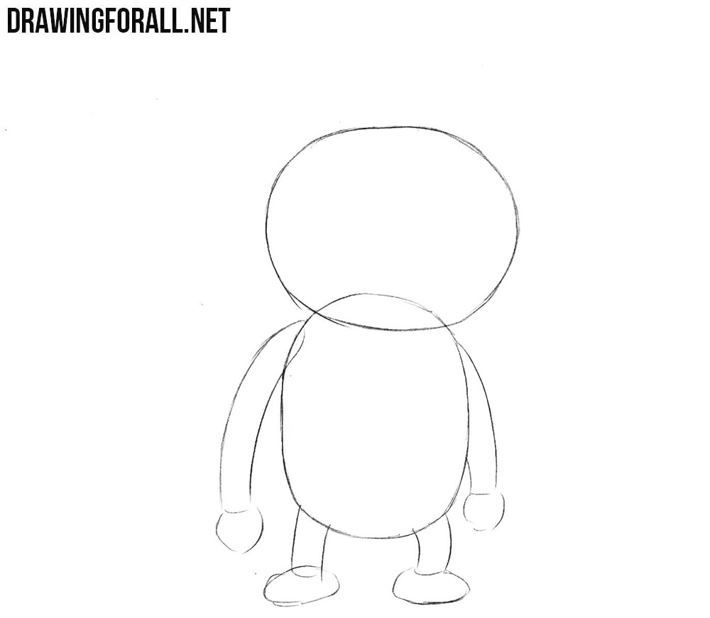 Learn how to draw Lord Nibbler