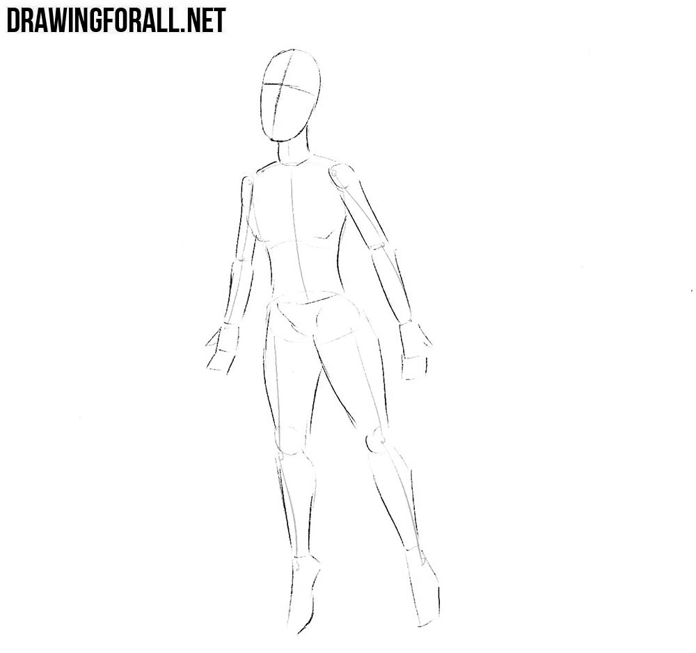 Learn to draw a Banshee