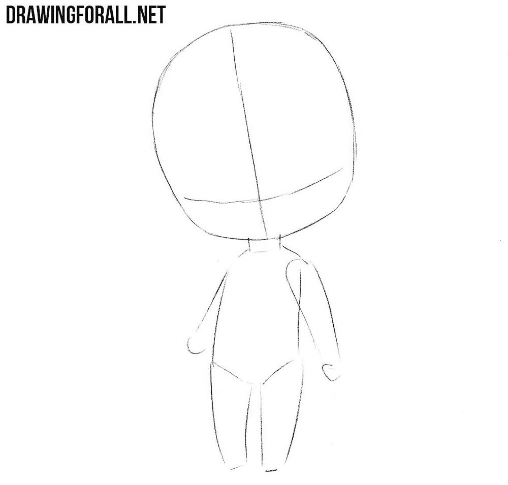 Learn to draw chibi Kirito