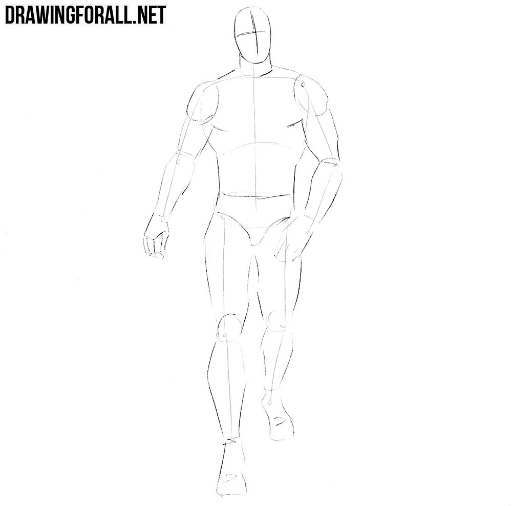 how to draw characters