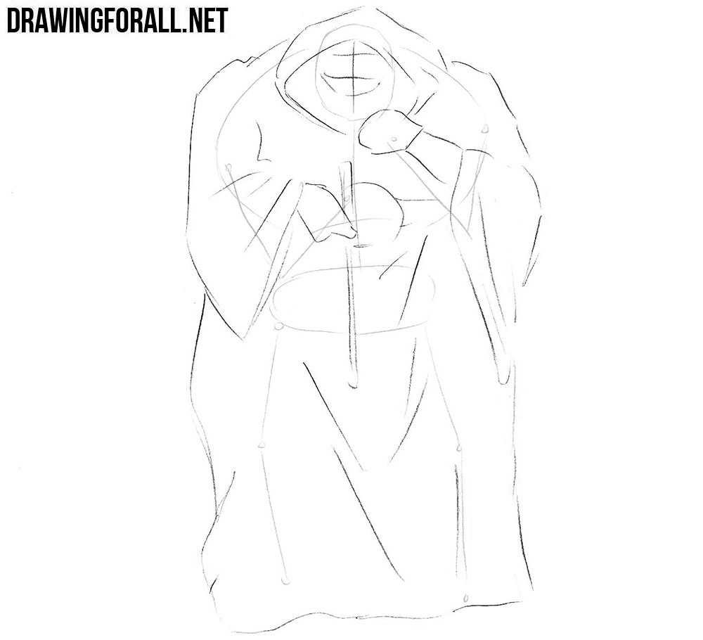 How to Draw a Comic Book Villain