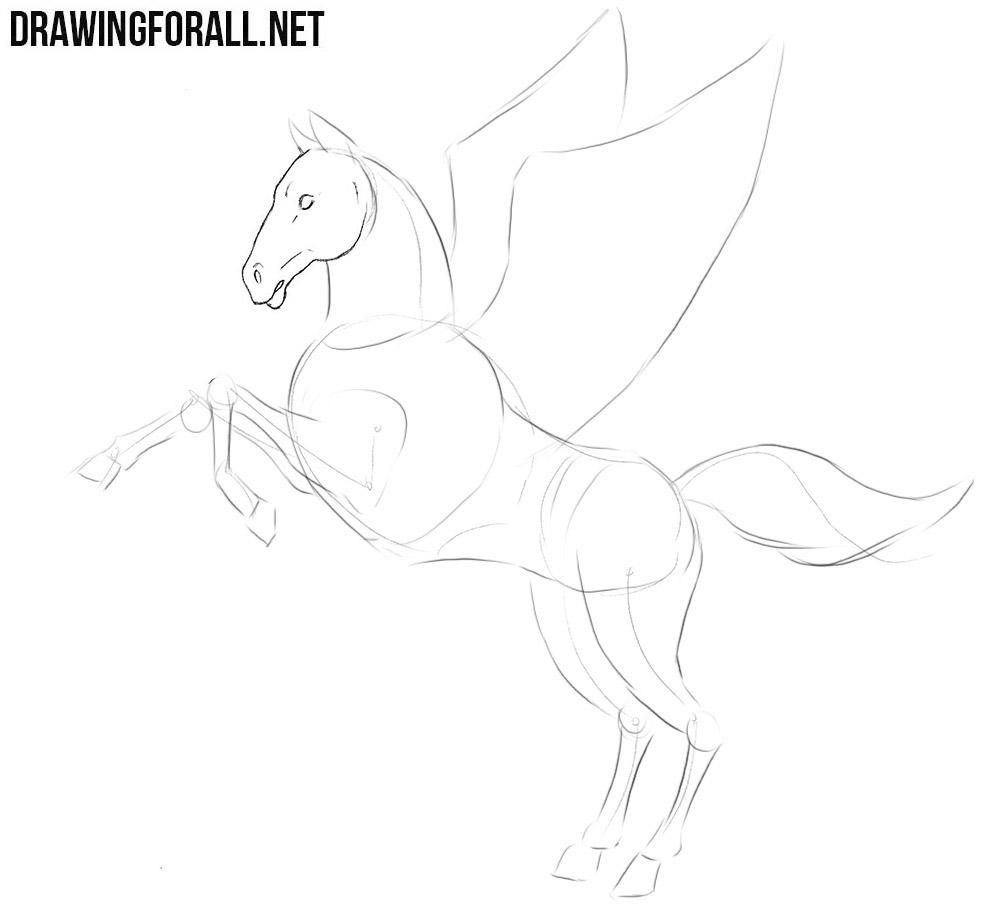 How to sketch a Pegasus