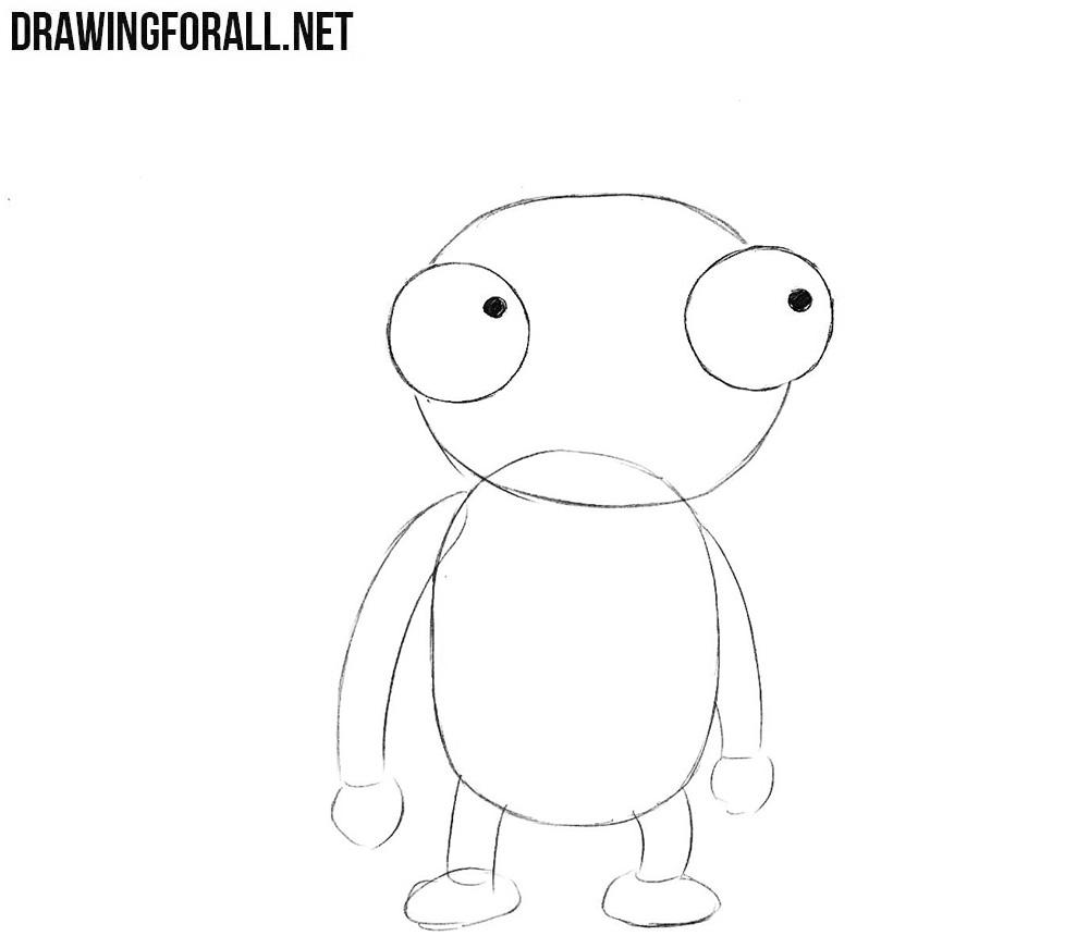 Lord Nibbler drawing