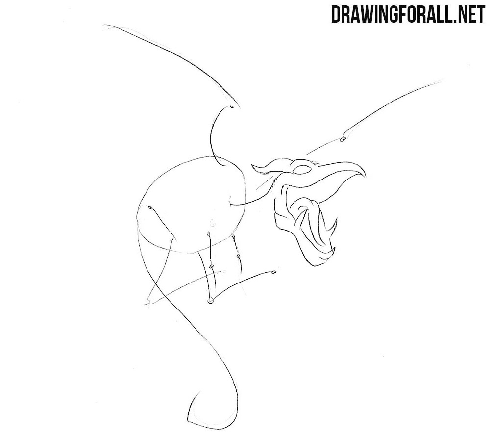 Learn how to draw Lockheed from comics