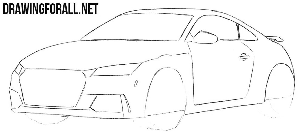 How Can I Draw a Car