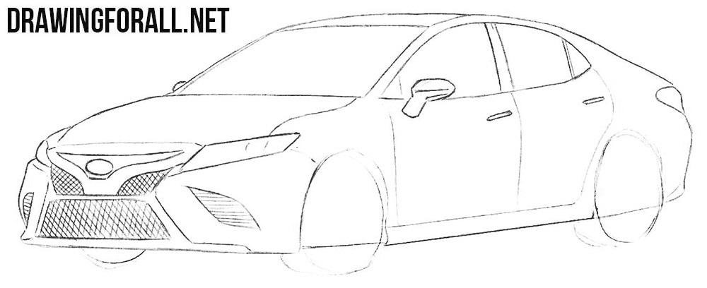 Toyota art