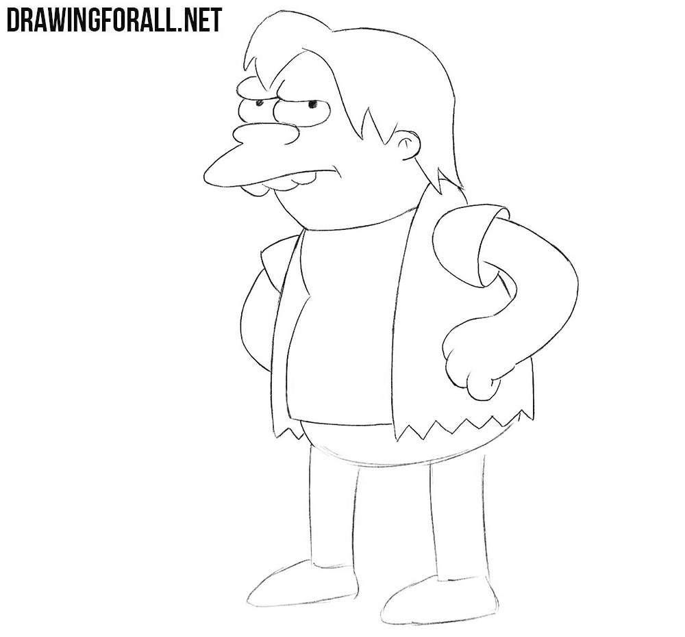 How to draw Nelson