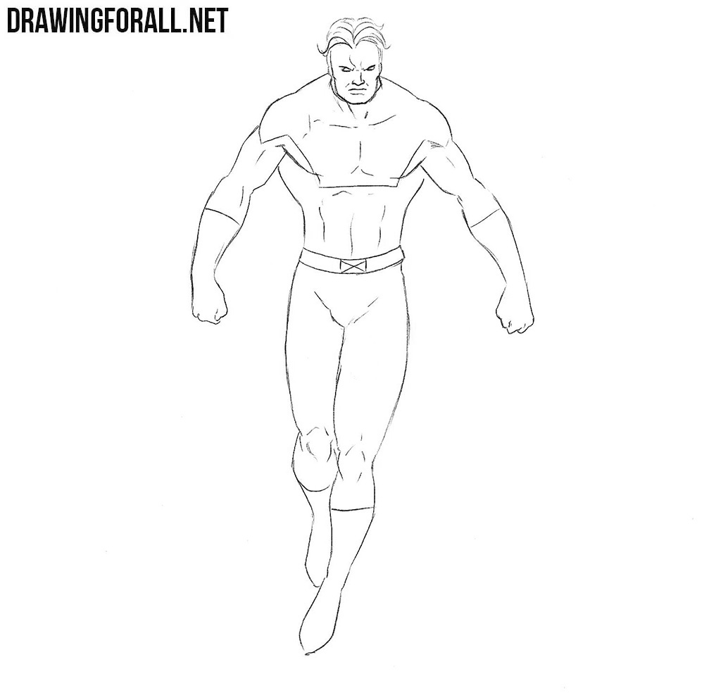 Vulcan drawing tutorial