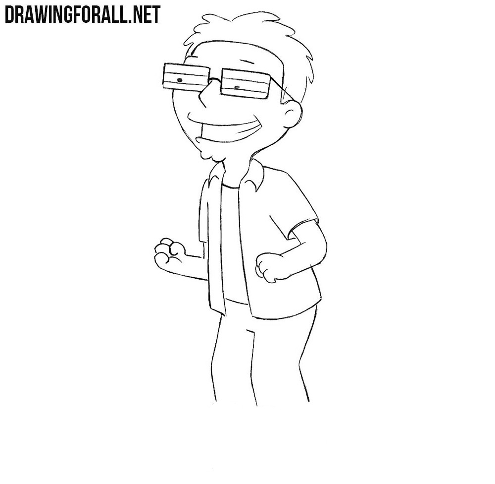 Steve Smith drawing tutorial