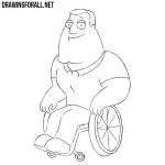 How to Draw Joe Swanson