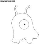 How to Draw a Brain Slug
