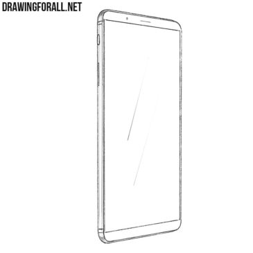 How to Draw a OnePlus 5t