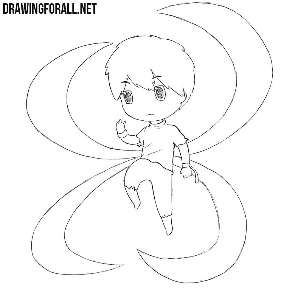 How to Draw a Chibi Character | DrawingForAll.net