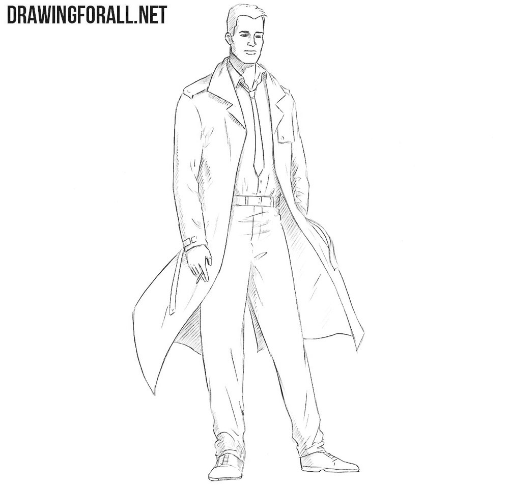 Constantine drawing tutorial