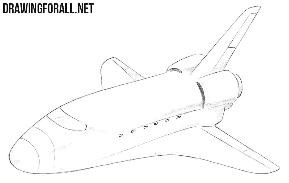Shuttle drawing