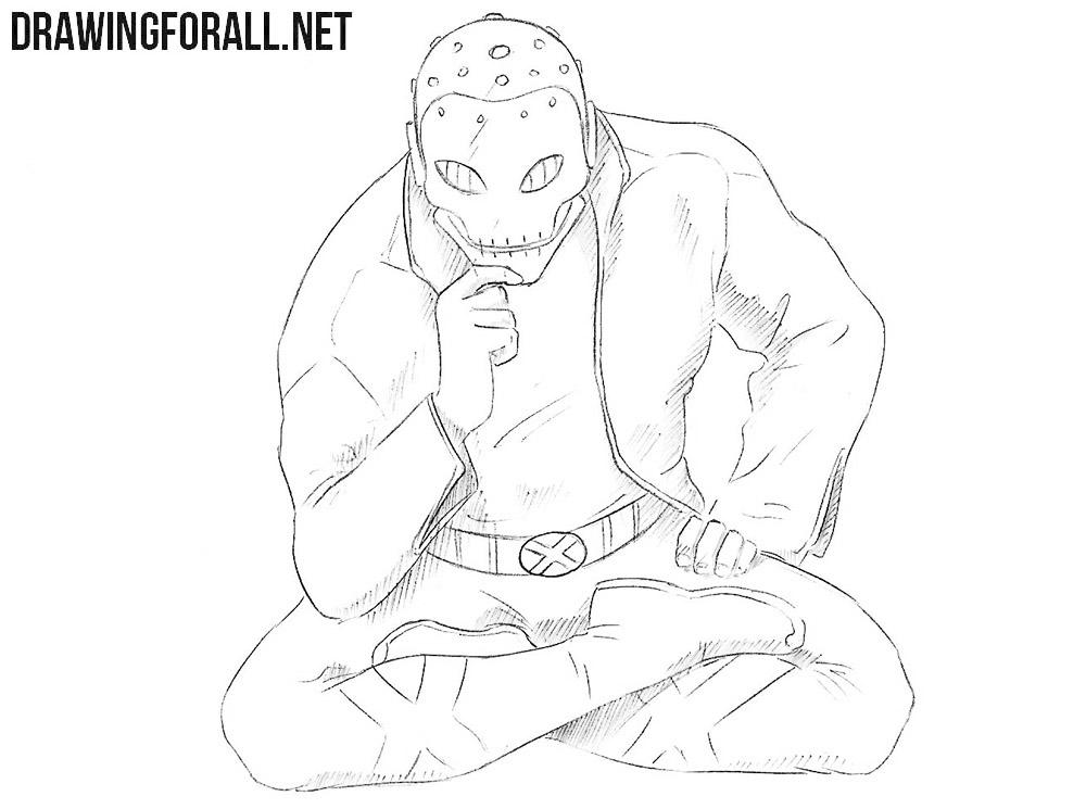 Xorn drawing