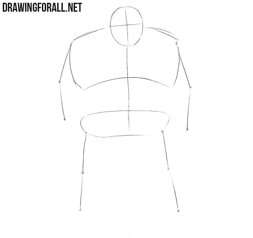 How to draw Blob