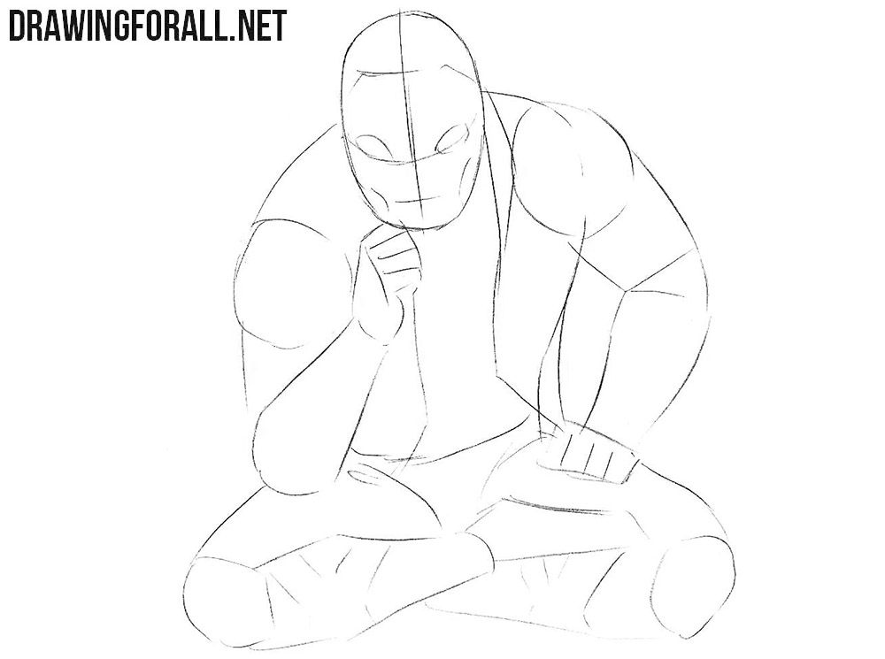 How to draw Marvel comics