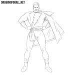How to Draw Shazam