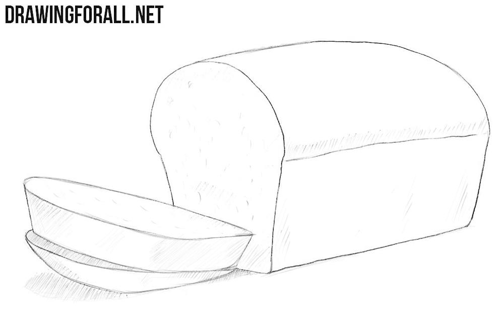 Bread drawing