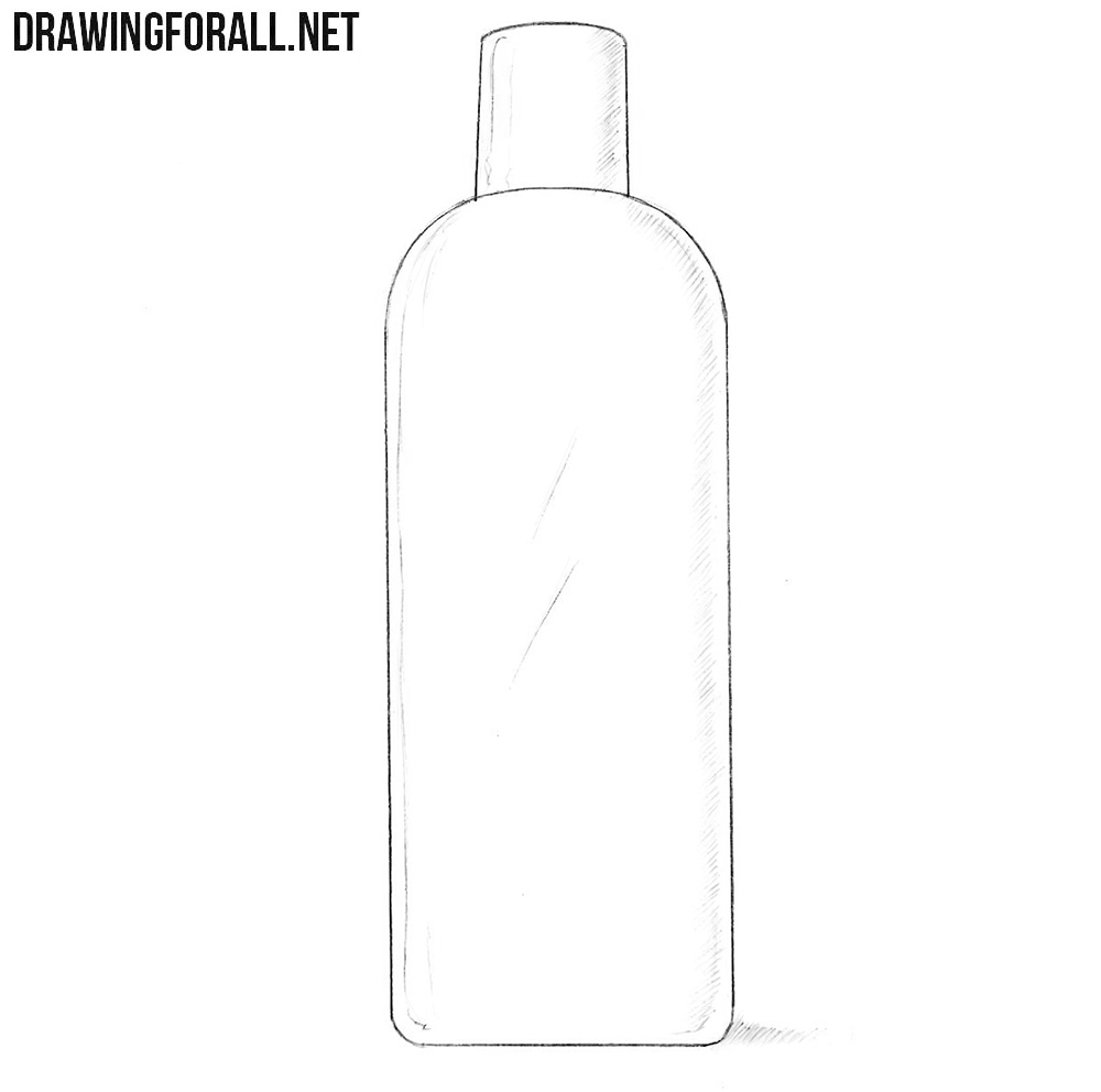 Shampoo drawing