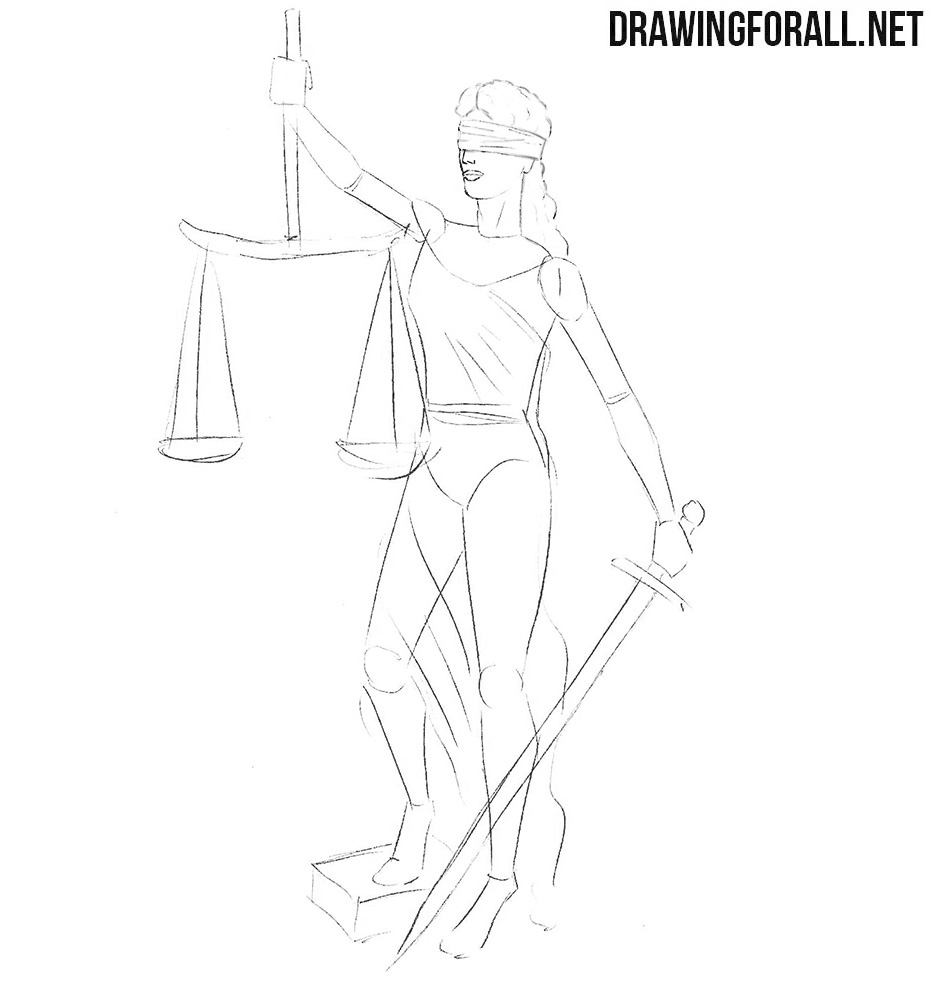How to draw law