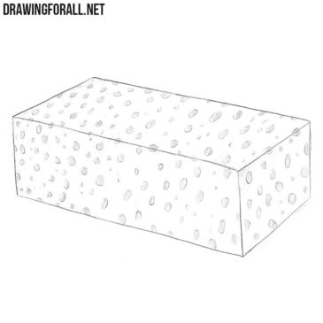 How to Draw a Sponge
