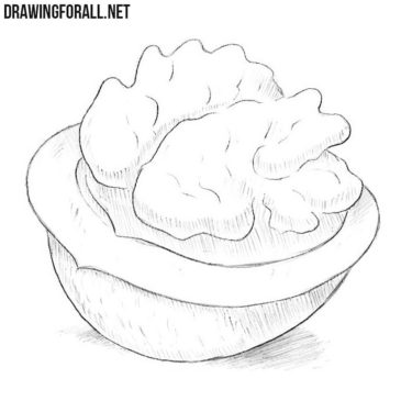 How to Draw a Walnut