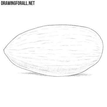 How to Draw an Almond
