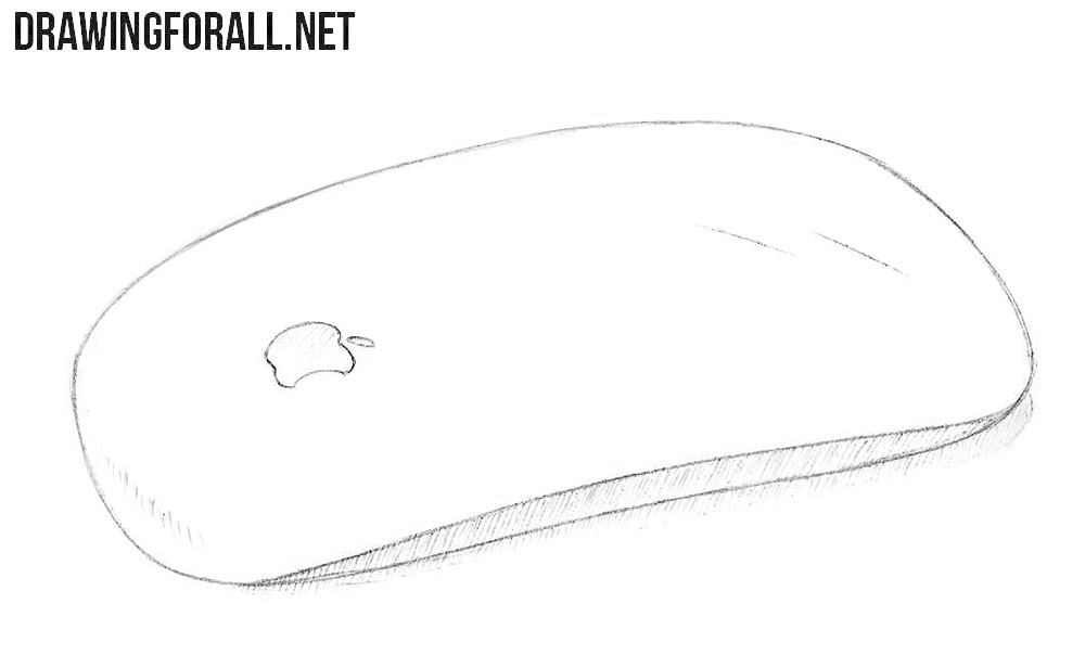 Magic Mouse drawing