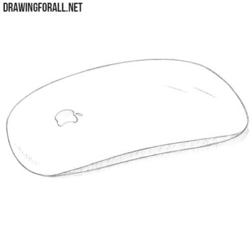 How to Draw a Magic Mouse