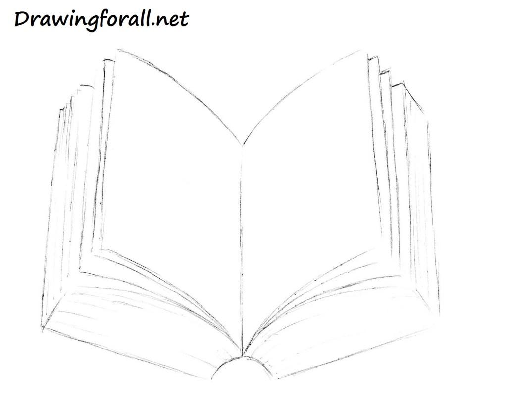 draw a book