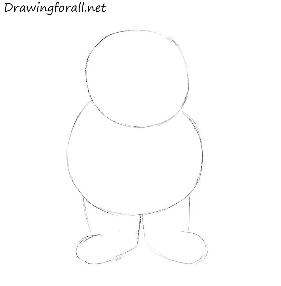 how to draw louie anderson step by step