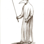 How to Draw a Plague Doctor