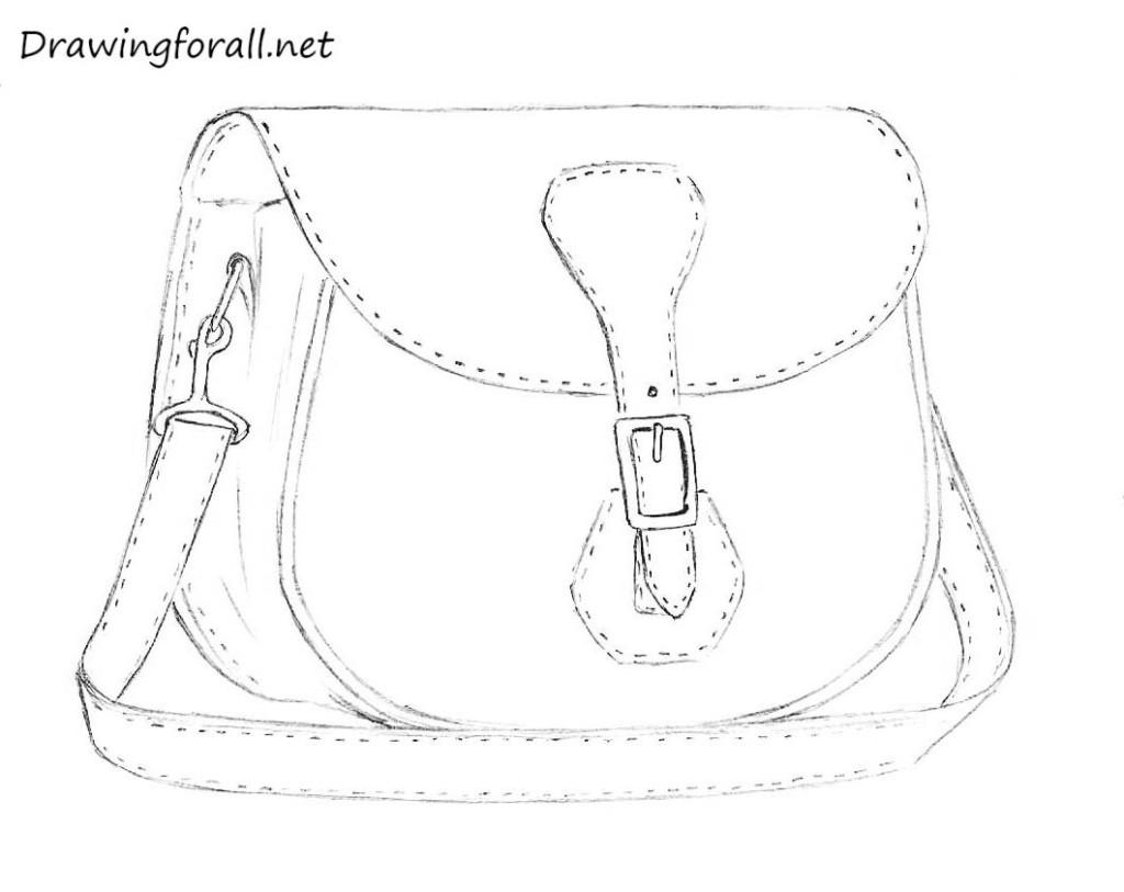 bag drawings
