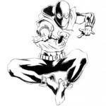 How to Draw Ben Reilly  the Scarlet Spider