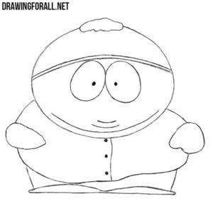 How to Draw Eric Cartman
