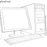 How to Draw a Computer