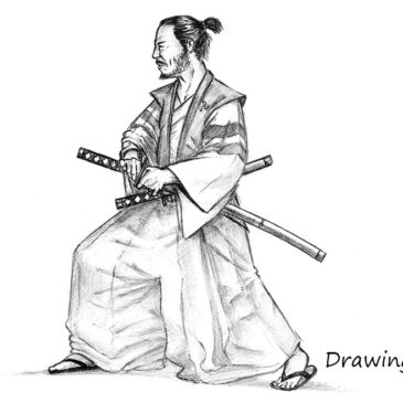 How to Draw a Samurai