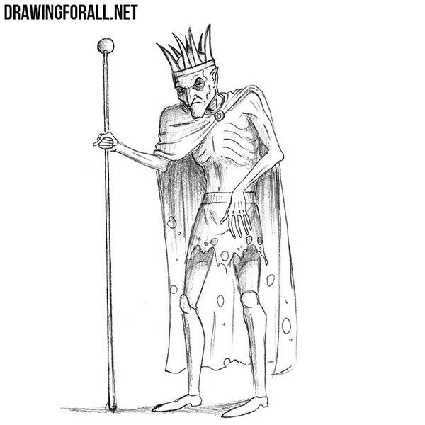 How to Draw Koschei