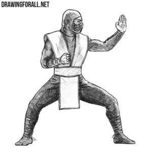 How to Draw Sub-Zero
