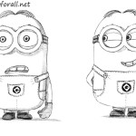 How to Draw Minions