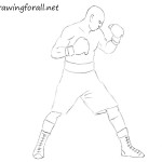How to Draw a Boxer for Beginners