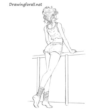 How to Draw a Girl Step by Step