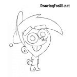 How to Draw Timmy Turner